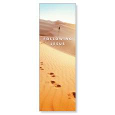 Following Jesus Sand Dunes