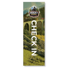 Rocky Railway Check-In