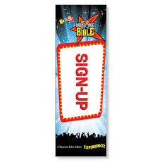 Go Fish Backstage With The Bible Sign Up