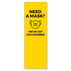 Yellow Need A Mask