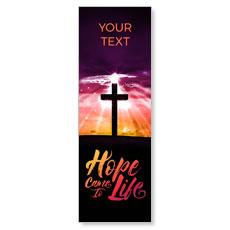 Hope Life Cross Your Text