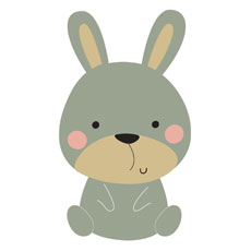 Woodland Friends Bunny