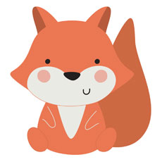 Woodland Friends Fox