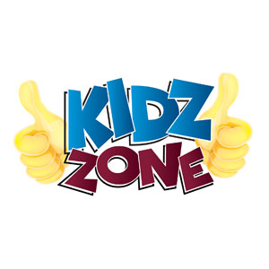 Marquee Kidz Zone Logo Banners