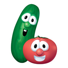 VeggieTales Bob and Larry