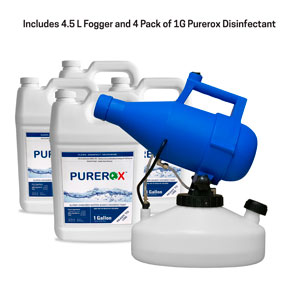 4.5L Fogger and Purerox Covid-19 Disinfectant Kit SpecialtyItems