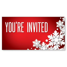 Christmas At Red You're Invited