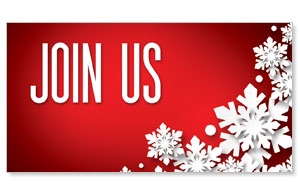 Christmas At Red Join Us Social Media Ad Packages