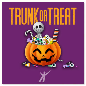 Purple Trunk or Treat Social Media Ad Packages
