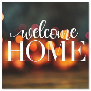 Welcome Home Lights Social Media Ad Packages