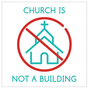 Church Is Not A Building Social Media Ad Packages