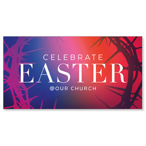 Celebrate Easter Crown Thorns Social Media Ad Packages