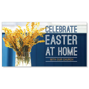 Easter At Home Flowers Social Media Ad Packages