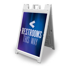 Aurora Lights Restrooms