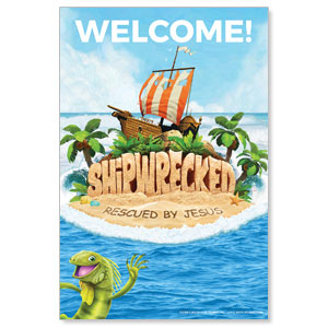 Shipwrecked Welcome Banners