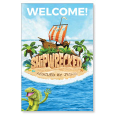 Shipwrecked Welcome