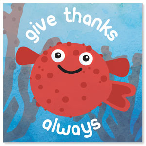 Ocean Buddies Blow Fish Banners