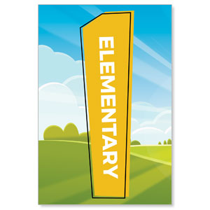 Bright Meadow Elementary Banners