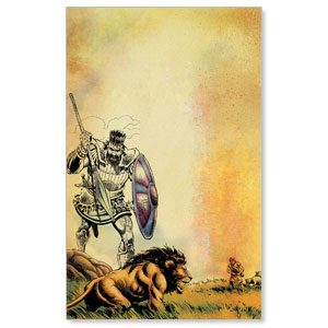 The Action Bible David Banners