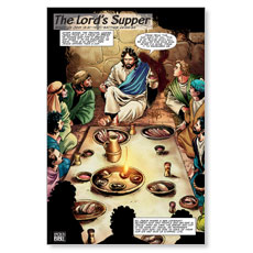 The Action Bible Lord's Supper