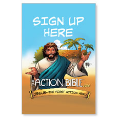 The Action Bible VBS Sign Up