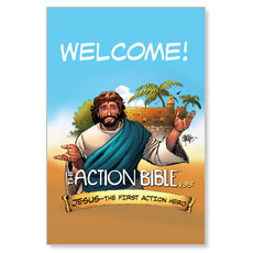 The Action Bible VBS Welcome