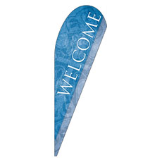 Cross Welcome Banner