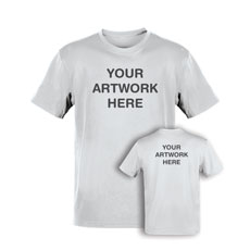 Custom Premium T shirt Your 1 Color Art Small T-Shirt