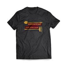 Service Day T-Shirt