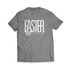 Easter At Church Name T-Shirt