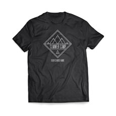 Summer Camp Mountains T-Shirt