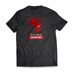 Missions Country T-Shirts