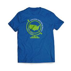 School Globe T-Shirt