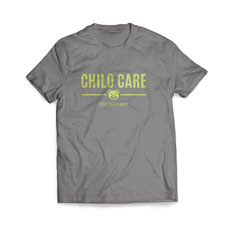 Child Care T-Shirt