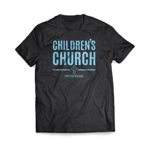 Children's Church T-Shirts