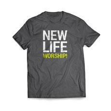 Worship Text T-Shirt