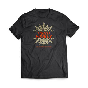 Truth Compass - Large Customized T-shirts