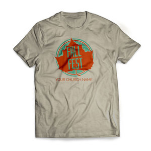 Fall Fest Leaf T-Shirts