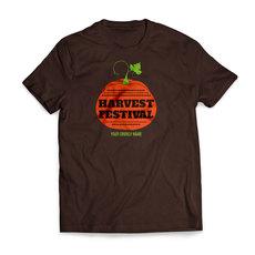 Orange Pumpkin T-Shirt