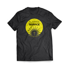 Sunrise Service Circle T-Shirt