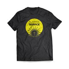 Sunrise Service Circle T-Shirt
