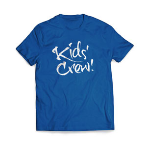 Kid's Crew - Large Apparel
