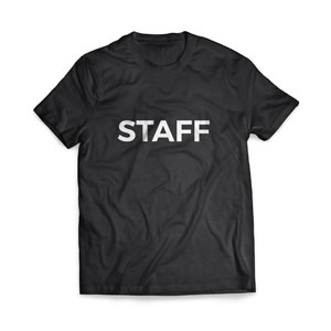Staff - Small Apparel