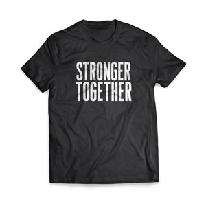 BTCS Stronger Together Apparel