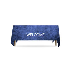 Adornment Welcome Table Throw