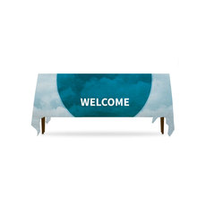 Celestial Welcome Table Throw