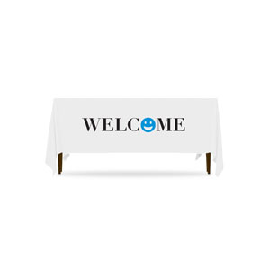 Icon Welcome Table Throws