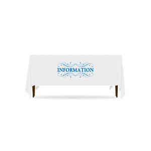 Filigree Information Table Throws