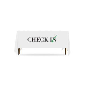 Icon Check In Table Throws