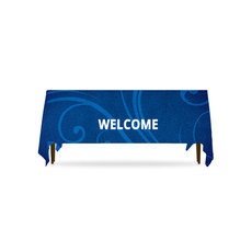 Flourish Welcome Table Throw